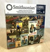 American Military Poster Puzzle Smithsonian 1000 Piecesrare Jigsaw Karmin