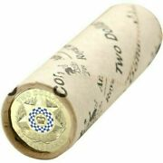 2019 2 Police Remembrance Royal Australian Mint Coloured Coin Roll T/t