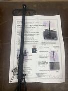 New Trm125702 Intravenous Irrigation Rod Military Litter Medical Iv Cot Mount S8