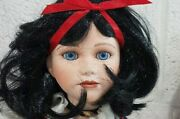 2000 Thelma Resch Artist Doll, Snow White Limited Edition 50