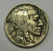 1923-s Buffalo Nickel Grading Vf Some Pitting Priced Right Shipped Free Q3