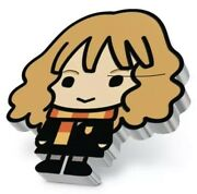 Hermione Granger Chibi Coin Collection 2020 1 Oz Pure Silver Proof Coin -