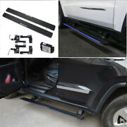 For Jeep Grand Cherokee 2011-2020 Aluminum Alloy Electric Side Pedals Foot Pedal