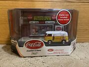 Matchbox Collection 1960's Coca Cola 1967 Vw Delivery Van At Anthony's Pharmacy