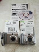 Canon Powershot A70 And A720is Digital Cameras With User Guide, Starter Guideanddisk