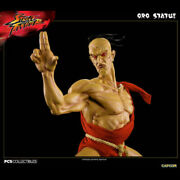 Pop Culture Shock Street Fighter Oro 14 Statue Collectible 15/400 Pcs
