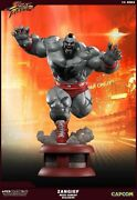 Sideshow Exclusive Zangief Mech Statue By Pcs Collectibles Street Fighter Ap/125