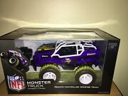 New Item-2019 Minnesota Vikings Monster Truck/114 Scale Remote Controlled/dgl