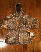 Under Armour Real Tree Edge Brow Jacket Camo Hunt 1316696-991 Womens Choose Size