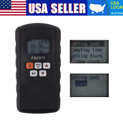 Smart Counter Nuclear Radiation Monitor Meter β Y Xray Radiation Detector Usa