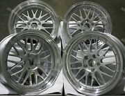 19 Silver Lm Alloy Wheels Fits Bmw M3 Z3 M Z4 M Gts Coupe Cabrio Csl Wr