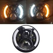 7 Inch 280w Led Headlight Left And Right For Harley Davidson Touring Sportster Us