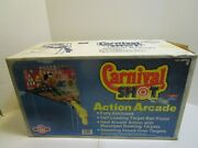 Vintage Natco North American Toy Corp. Carnival Shot Action Arcade New In Box