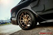 22ferrada Fr2 Matte Bronze Concave Wheels For Land Rover Discovery