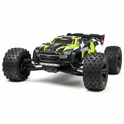 Arrma 1/5 Kraton 4x4 8s Blx Brushless Speed Monster Truck Ready To Run Green