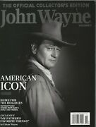 Official Collector's Edition John Wayne Complete Set 1 - 41 Nm Free Shipping