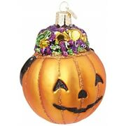 Old World Christmas Halloween Decorations Glass Blown Ornaments For Christmas T