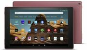 Fire Kindle Hd 10 Tablet All New 9th Generation 32 Gb Andndash Plum