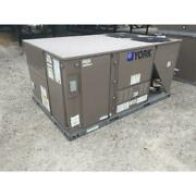 York Zt061n08p4b6haa1a1 5 Ton 2 Stage Rooftop Gas/electric Ac, 16.3 Seer, R410a