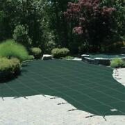 16x32 Meyco Mesh Safety In-ground Pool Cover - In The Swim 1632