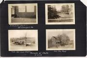 Fm Hills Plant Williamsport Pa May 1925 State College Tornado Antique Car Photos