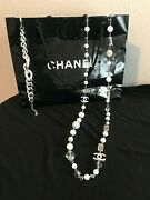 Bubble Strass Crystal Ball And Crystal Gripoix Stone Necklace And Bracelet
