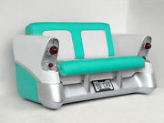 Retro 56 Chevy Car Sofa Turquoise - 56 Chevrolet Car Sofa - Game-room Car Sofa