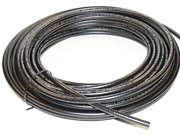 50 Feet Of 1/8 Inch Sae Dot Approved Reinforced Air Line / Air Brake Hose 1/8