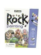 Rock Painting Book And Kit Kits For Kids Spice Box B3
