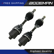 Front Left And Right Cv Axle Shaft For 2004-2010 Chevy Malibu G6 Aura Auto Trans.