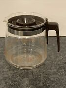 Vintage Proctor Silex 2-12 Cups Glass Coffee Maker Carafe With The Ps Logo
