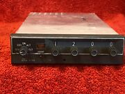 King Kt 76a Atc Transponder P/n 066-1062-00 With Tray And Connector