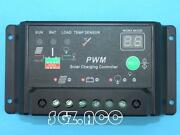 Pwm 10a Solar Panel Charger Controller Regulator 12v 24v Autoswitch 240w Fast