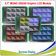 5.7 320x240 320240 Mono Color Tft Graphic Lcd Module Display Panel Screen Lcm