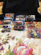 Lot 7 Different Hot Wheels Cars Plus 3 Kelloggs And Extras 13 Total Cars