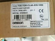 Omron F3s-tgr-cl4a-035-1050andnbspsafety Light Curtain 1050mm