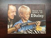 Daisy Bb Gun Booklet Pamphlet 1894 3894 179 3030 21 572 2572 99 96 496 25 More