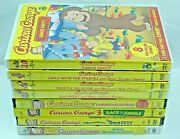 Curious George Dvd Collection - 8 Dvds Sealed Brand New Lot