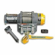 New Can-am Hd2500 Wire Cable Winch 715006414