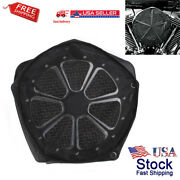 Black Pre-filter Rain Sock Air Filters Big Sucker Fit For Touring Softail Dyna