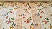 Brunschwig And Fils Montrachet Pattern Fabric. Moire. Eight Yards
