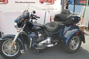Trike Mid Step Tri Glide 495.00 Free Shipping Frame Work Only