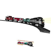 Lionel New York Central Ready-to-play Battery Powered Model Train Set W Remote