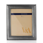 Royal Selangor The Inspired Collection Pewter English Photo Frame 8r Gift