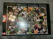 Beer Tunnel - 1500 Piece Educa Jigsaw Puzzle - New Sealed High Quality Puzzle