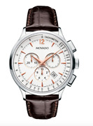 1495 Movado Men's 0606576 Circa Stainless Steel Chronograph Watch