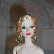 Handmade Earrings Jewelry For Fashion Royalty And Barbie Silkstone Dolls 4004