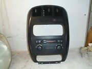 2004-2007 Caravan Town And Country Heater Ac Temperature Control 05134626aa