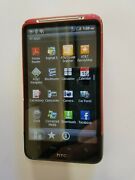 Atandt H20 Wireless Cricket Easygo Black Htc Inspire 4g Lte Android Smartphone