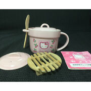 Sanrio Hello Kitty Rice Cooker Collectible Kitchen 1.5 Cups Rs